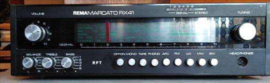 Rema Marcato RX41 tjuner sa zvučnicima