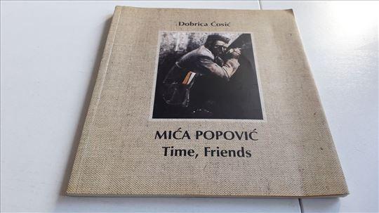 Mica Popovic Dobrica Cosic Time Friends ENG RETKO