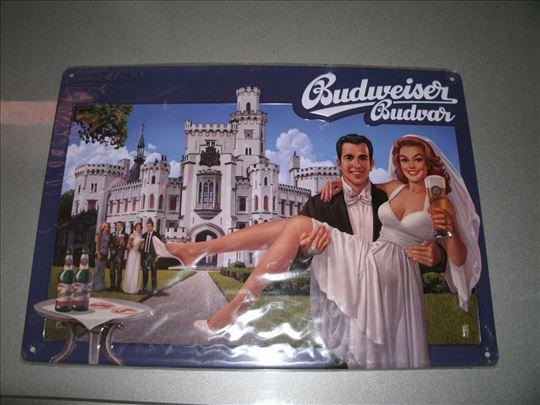 Reklama limena Budweiser! Novo!