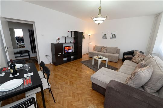 Apartman na dan za uživanje,  odmor i miran san