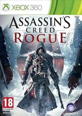 Assassins Creed Rogue igrica za XBOX 360 konzole