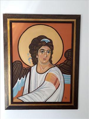 Ikona Beli Anđeo