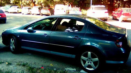 HITNO !!!  Peugeot 407 407 EXEC PK 2.0 E  HITNO