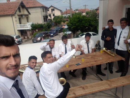 Trubači Žarka Stamenkovića, svadbe,veselja,slavlja