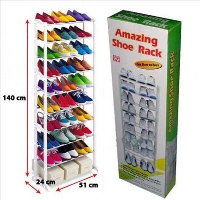 Amazing Shoe Rack- polica za 30 pari obuće