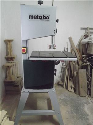 Metabo tračna testera - bansek