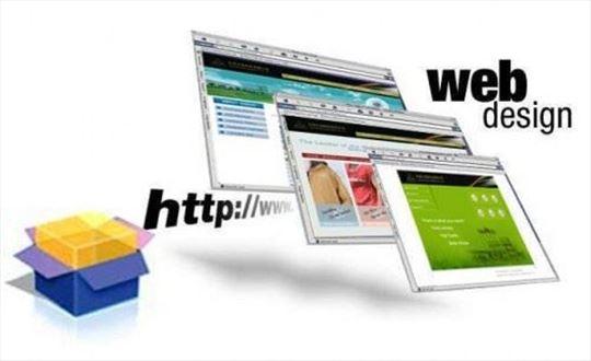 Izrada WEB sajtova i Google oglašavanje