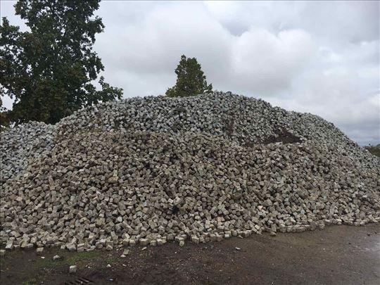 Granitna Kocka - Kaldrma
