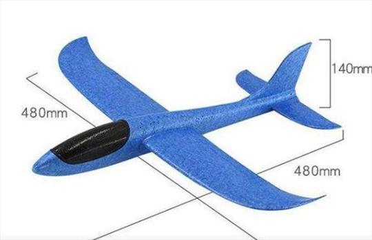 Magičan Avion BIG 48 cm
