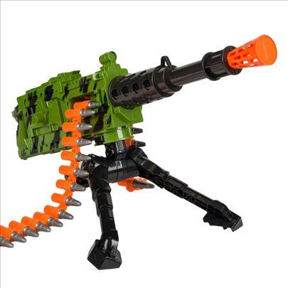 Mitraljez puška
