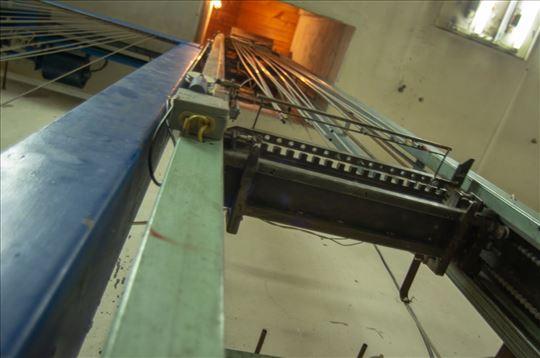 Oprema za proizvodnju elektro-cevnih grejača