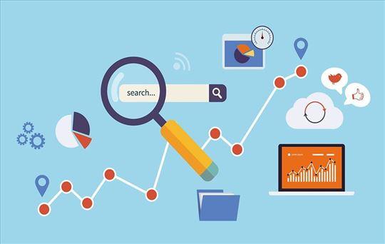 SEO optimizacija web sajtova