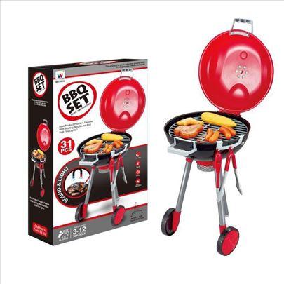 Set za pripremu roštilja