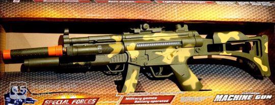 Vojna puška igračka