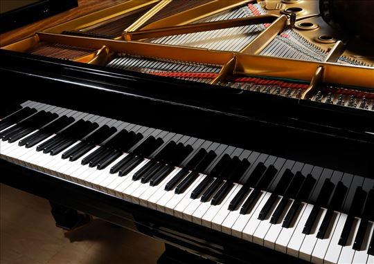 Časovi pevanja, klavira, teorije muzike