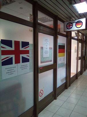 Novogodišnja akcija - kursevi nemačkog i engleskog