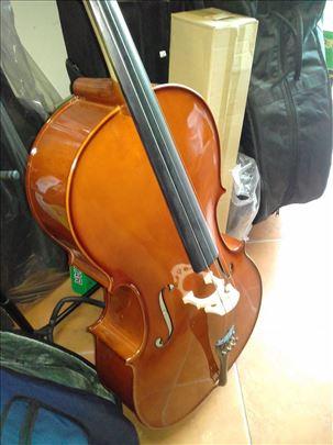 NOVO - 1/4 - Violoncela - Moller Germany