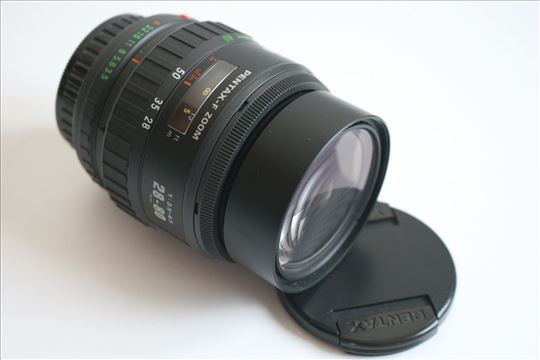 Pentax-F zoom 28-80mm 3.5-4.5 Macro PK bajonet AF