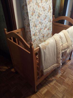 Prodajem krevetac za bebe
