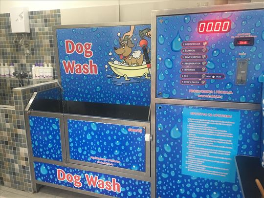 Doggy wash - kada za pse