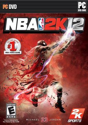 NBA 2K12 (2011) Igra za Računar