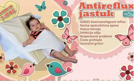 Antirefluks jastuk za bebe