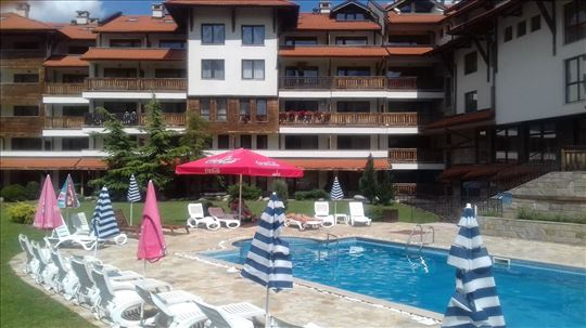 Bugarska, Bansko, apartman