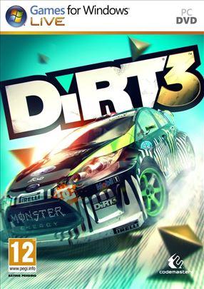 DIRT 3 (2011) Igra za Računar