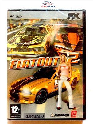 Flatout 2 (2006) igra za računar