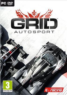 GRID Autosport 2014 igra za računar