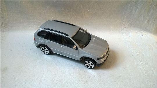 Maisto BMW X5, 1:43,kao nov