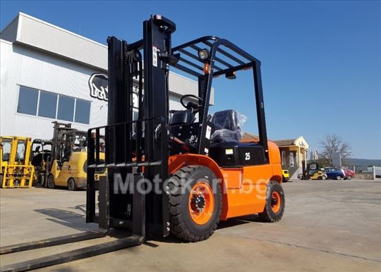 Novi dizel viljuškari 2500kg - top ponuda
