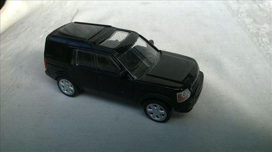 Rastar Land Rover Discovery 3, 1:43,kao nov