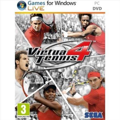 Virtua Tenis 4 (2011) Igra za Računar