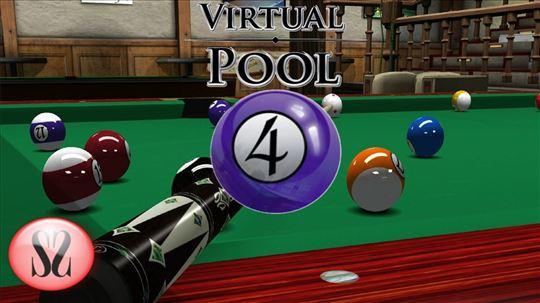 Virtual Pool 4 (2012) igra za računar