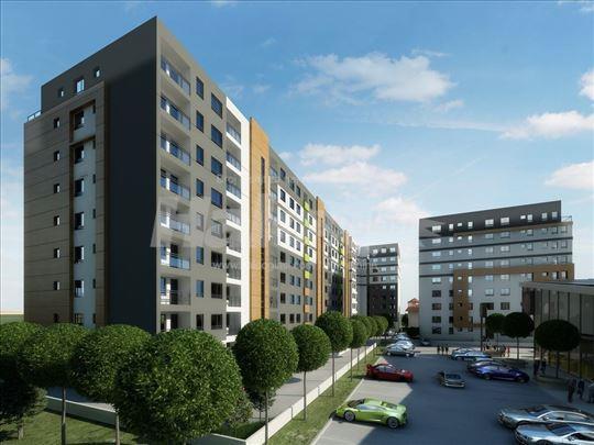 """""""Zelena avenija"""" Zemun, 3.5, 97,13m2, penthouse"""