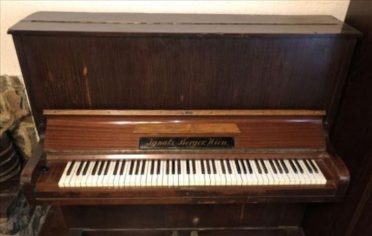 Klavir na prodaju
