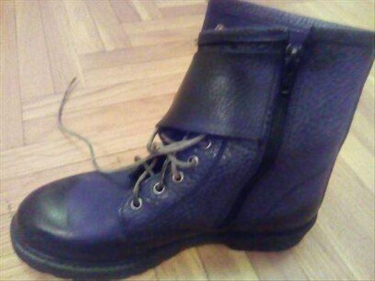 Nove, italijanske, kožne duboke cipele