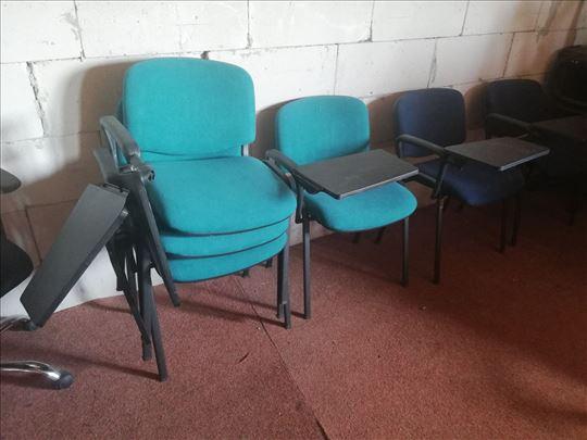 Stolice sa tablom za pisanje