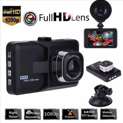 Auto kamera - Car-Dashboard-DVR-Camera-Full-HD
