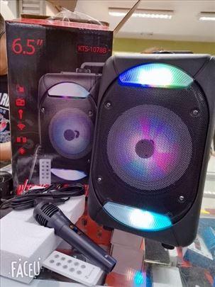 Bluetooth zvučnik karaoke 20wati KTS-1078B