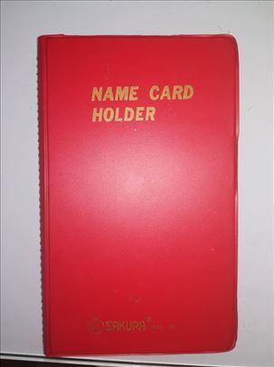 Holder za vizit kartice