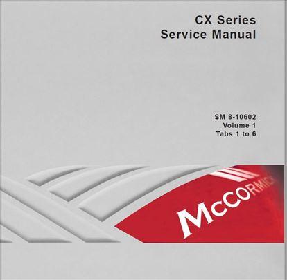 McCormick CX 50 do CX100 - radionički priručnik