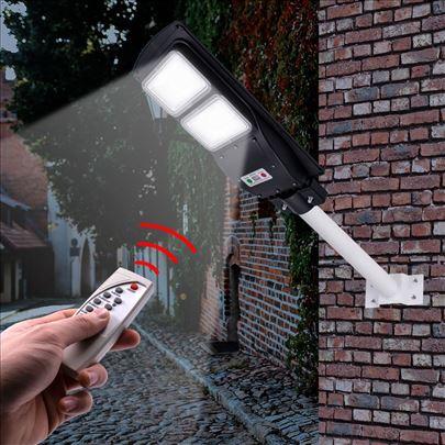 Solarni reflektor za stubnu montažu 90W+Daljinski