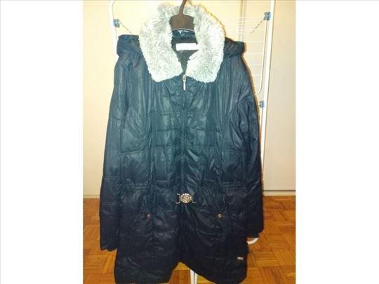 Geox respira duga zimska jakna