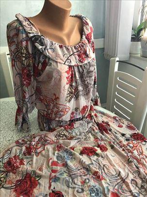 haljina duga sarena