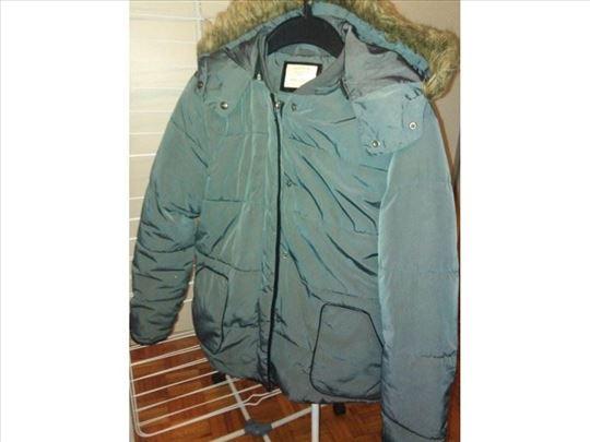 Zara zimska jakna za devojčice