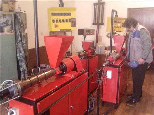 Izrada ekstrudera, vučnih uređaja i alata