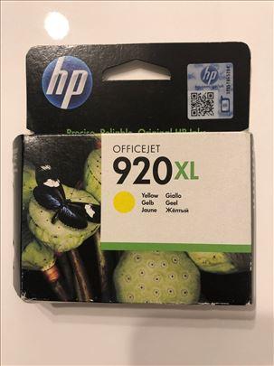 Kertridz HP 920xl CD974AE Yellow, uvoz CH