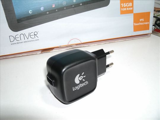 Logitech adapter 5.15V-1A, AD6310C!